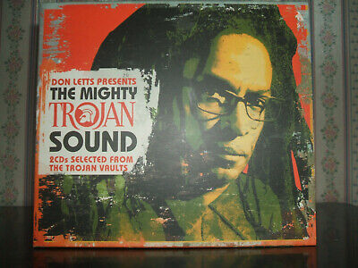 £7.99 • Buy DON LETTS PRESENTS - The Mighty Trojan Sound 2-CD 2003 Trojan / BIG YOUTH