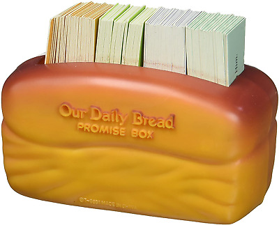 £13.34 • Buy DaySpring Our Our Daily Bread Promise Box With Scripture Cards, 4 1/4  X 2 1/4