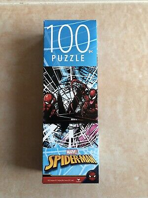 £2.44 • Buy Marvel Spider-man 100 Pice Jigsaw Puzzle * Brand New