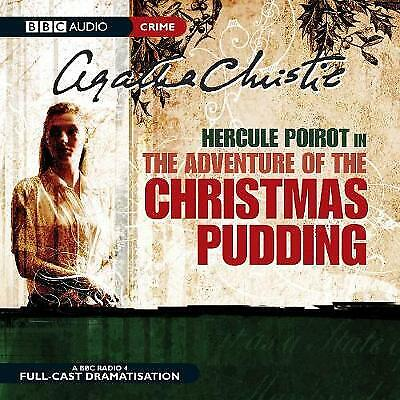 £6.79 • Buy Agatha Christie - The Adventure Of Christmas Pudding - BBC CD Audio Book - NEW