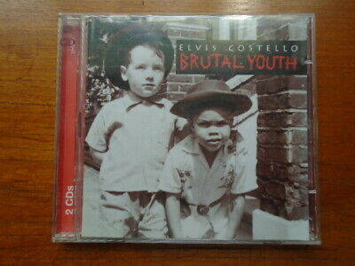 £5.53 • Buy Elvis Costello Brutal Youth 2002 Double 2 CD And Ticket Rhino Remaster
