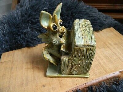£5.50 • Buy Yare Design Pottery Dragon  The Piano Player