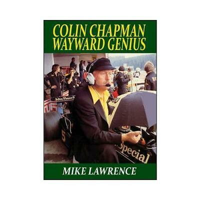 £20.14 • Buy Colin Chapman By Mike Lawrence (author)