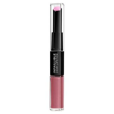 £5.95 • Buy L'Oreal Infaillible 24hr Lipstick - 218 Wandering Wildberry