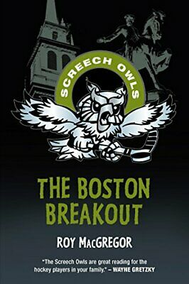 $16.49 • Buy The Boston Breakout (Screech Owls) By MacGregor, Roy Book The Fast Free Shipping
