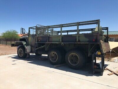 $12000 • Buy M35a2 Military Truck For Sale