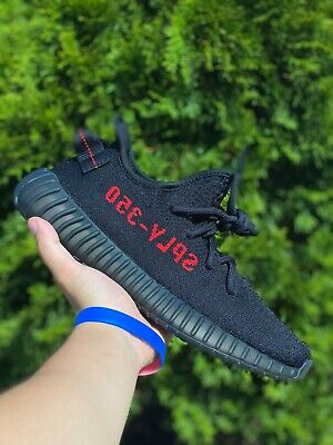 $ CDN572.76 • Buy NEW Adidas Yeezy Boost 350 V2 Bred 2020 Size 7.5 CP9652 FAST FREE SHIPPING
