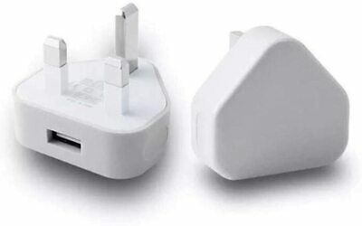 £3.99 • Buy CE Charger Plug For Apple IPhone X 8 7 6 Plus IPad **UK FAST POST**