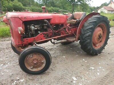 £2000 • Buy Fordson Super Major Tractors - Choice Of 5
