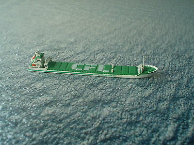 £38.95 • Buy Dutch Coastal Container Ship CFL PROMISE By Rhenania Junior 1:1250 Model