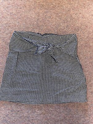 £0.99 • Buy Checked Skirt 8 New Look