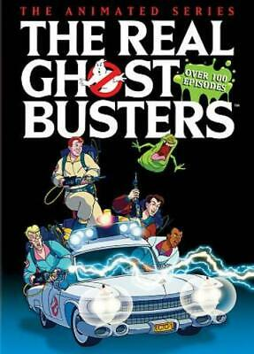£21.31 • Buy The Real Ghostbusters: Volumes 1-10 New Dvd