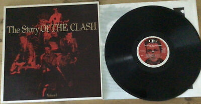 £12.99 • Buy THE STORY OF THE CLASH - VOL 1  (DOUBLE ALBUM) - Ist UK Press N/M