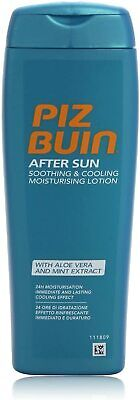 £11.99 • Buy Piz Buin After Sun Moisturising Lotion Soothing And Cooling With Aloe Vera 200ml