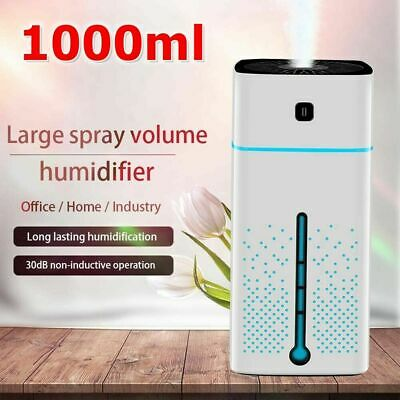 AU24.89 • Buy LED Ultrasonic Essential Oil Aroma Diffuser Air Purifier Aromatherapy Humidifier