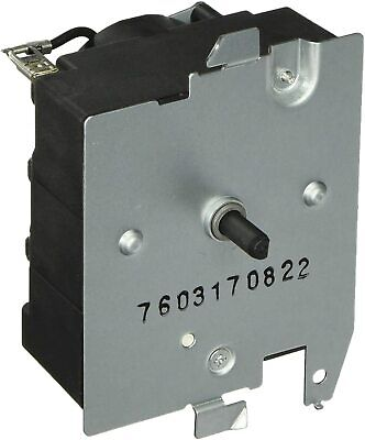 $71.74 • Buy GE WE4M532 Dryer Timer, 1 X 3 X 2.7 Inches, Black