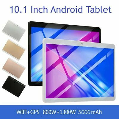£55.99 • Buy 10.1'' Inch Android 10.0 Tablet PC Octa Core 8+128GB Dual SIM Camera Phablet UK