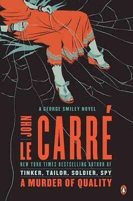 £10 • Buy A Murder Of Quality By John Le Carré