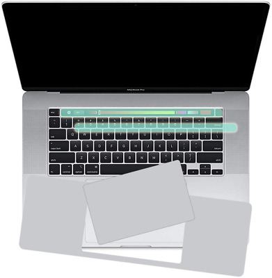 $13.99 • Buy 3-in-1 Palm Rest Protector Trackpad Cover Touch Bar Skin For MacBook Pro 13 Inch