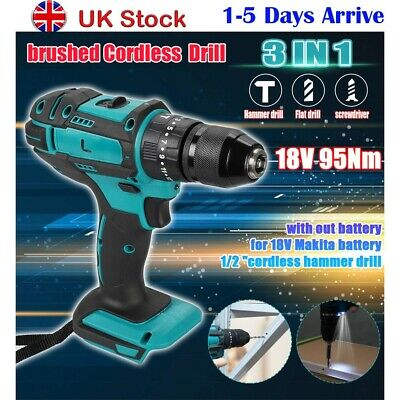 £25.75 • Buy REPLACE FOR M-A-K-I-T-A DHP483Z LXT 18V LI-ION CORDLESS DRILL(Without Battery)