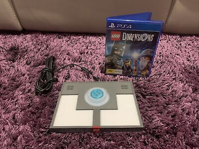 AU59.95 • Buy LEGO Dimensions PS4 GAME With Portal And Manual