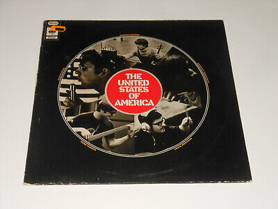£5.14 • Buy The United States Of America - LP - NL - CBS 63340 - 1968 PSYCH CLASSIC