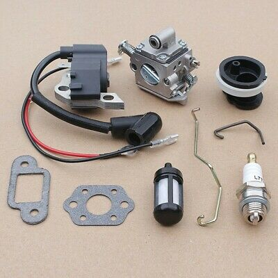 £17.92 • Buy Carburetor Repair Kit For Stihl 017 018 MS170 MS180 Chainsaw Carb Spare Parts