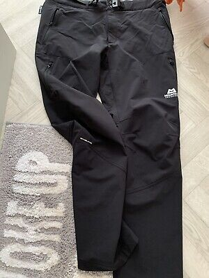 £39 • Buy Mountain Equipment Black Ibex Trousers Pants 36 R Immaculate