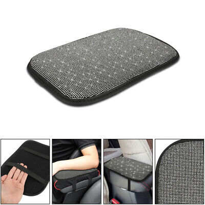 $9.73 • Buy Bling Car Auto Armrest Pad Cover Auto Center Console Box Cushion Mat Accessories