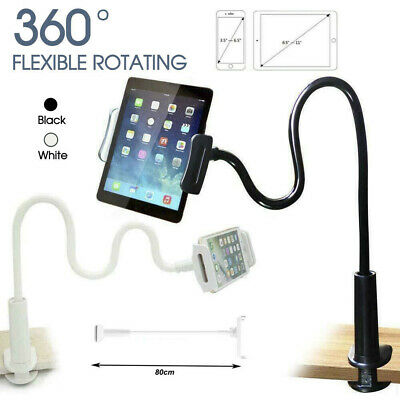 AU12.90 • Buy 360°Rotating Tablet Stand Holder Lazy Bed Desk Mount For IPad Air IPhone Samsung