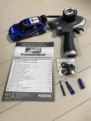 $381.42 • Buy Postage Included Kyosho Minute Awd Ma-015 Asf Propo Kt-18 Verified To Work