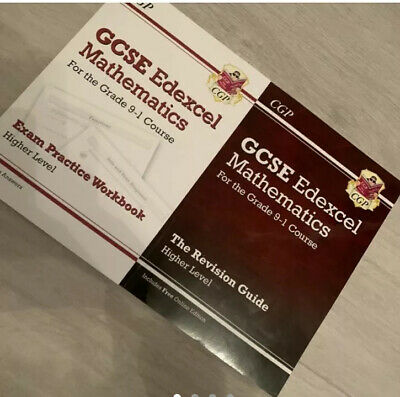 £3 • Buy CCP GCSE Maths Revision Guide And Exam Practice Books