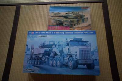 $311.50 • Buy Hobby Boss America Army M1070/M1000 Heavy Equipment Carriers And 1/35 Dragon