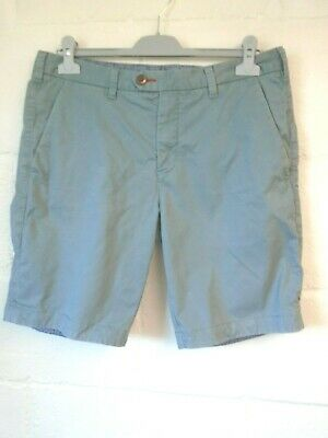 £18 • Buy Ted Baker Blue Chino Shorts Size 34W
