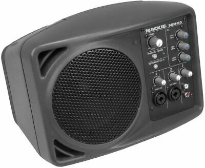 $249.95 • Buy Mackie SRM150 Powered Active PA Monitor Speaker SRM-150 Instrument-Ready Input