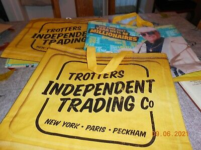 £5.14 • Buy 3 Only Fools And Horses Shopping Bags