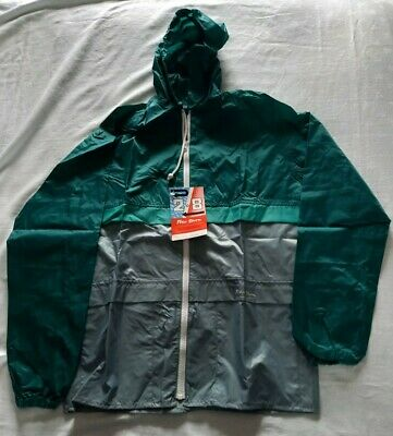 £15 • Buy Peter Storm Shower Jacket Small Adult Size Green/Grey