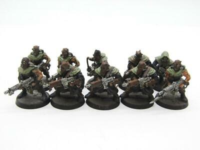 £2.20 • Buy (5703) Cultists Squad Chaos Space Marines 40k 30k Warhammer