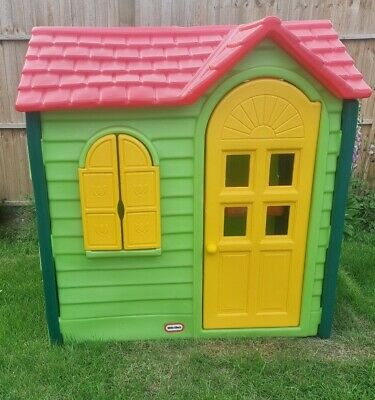 £162 • Buy Little Tikes Country Cottage Play House / Wendy House