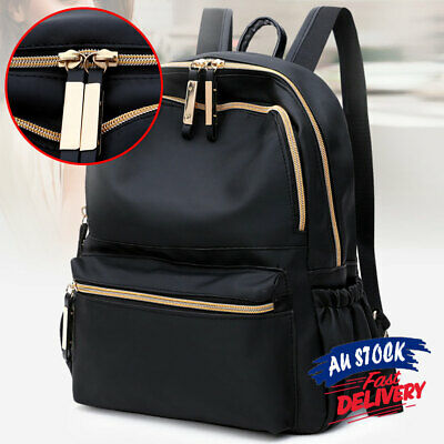 AU19.85 • Buy Casual Travel Backpack Women Schoolbag Oxford Cloth Anti-theft Outdoor Backpack