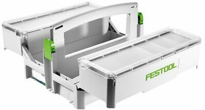£70.99 • Buy Festool Systainer Sys-Box 499901 Per Systainer Sortainer Classic T-Loc