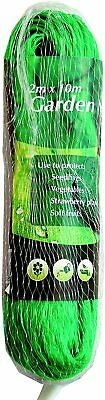 £3.79 • Buy 2m X 10m Garden Bean And Pea Netting Fruit Tree Butterfly Strawberry Netting X 1