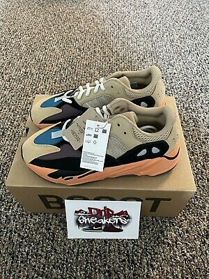$ CDN423.88 • Buy Adidas Yeezy 700 Enflame Amber Size 8.5 In Hand Free Shipping