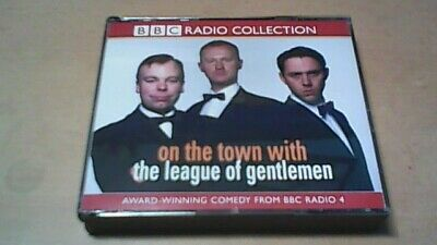 £12.50 • Buy The League Of Gentlemen-3cd Set-on The Town With-bbc Radio Collection-comedy