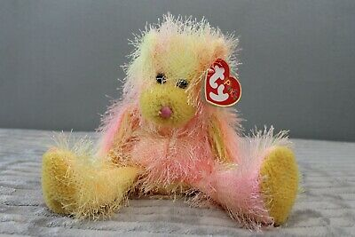 £3 • Buy Collectable Ty Beanie Babies - Punkies - Rainbow - Teddy - Gift - Toy