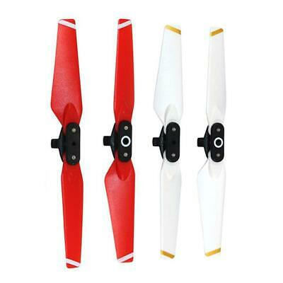 AU13.50 • Buy Colored Props Blades Foldable Snap-on Accessories For DJI Spark 2pcs/Set NP