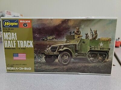 $0.99 • Buy US ARMY M3A1 Half Track Truck. 1/72 Scale. NEW. SEALED. UNOPENED.