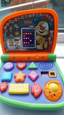 £12.99 • Buy Fisher Price Childrens Activity Labtop Educational Toy