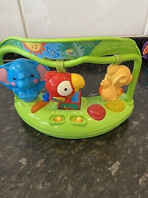£5.99 • Buy Fisher Price Rainforest Jumperoo Spare Parts - Musical Toy All Working