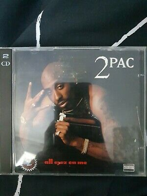 £22 • Buy 2Pac - All Eyez On Me 1996  2 X CD Deathrow Records Interscope Records